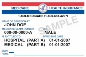 Medicare Insurance Coverage Information